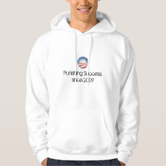 Hoodie: Barack Obama påfrestande framgång efter Sweatshirt