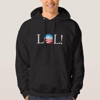 Hoodie för LOL Obama