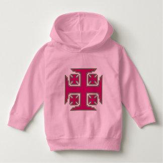 Hoodie för Pullover för HopiKross™ småbarn