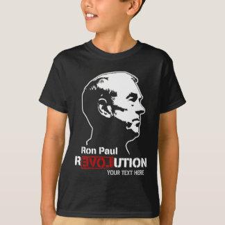 Hoodie för Ron Paul revolutionpersonlig