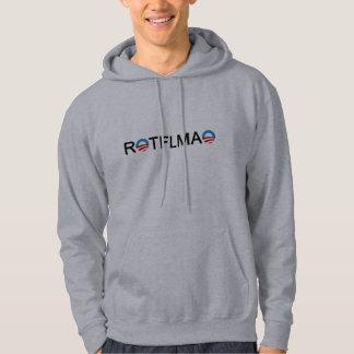 Hoodie för ROTFLMAO Obama