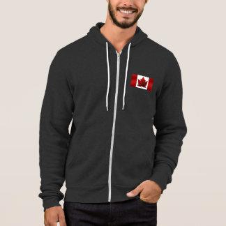 Hoodies för personlig för jacka för Kanada