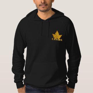 Hoodies för personlig för skjorta för Kanada Tröja Med Luva