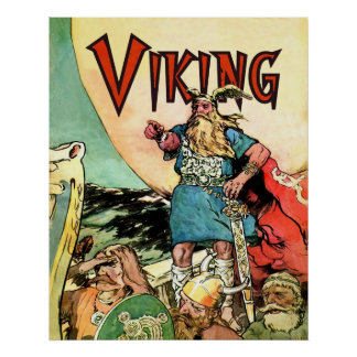 Hoodies för Thor för Viking Norsegudar Print