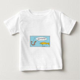 Hooked.jpg T-shirts