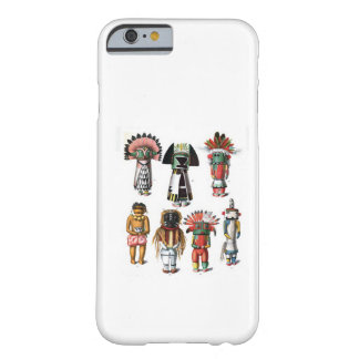 Hopi Kachinas, 1894 Barely There iPhone 6 Fodral