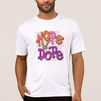 Hopp är tjackutslagsplatsskjortan tee