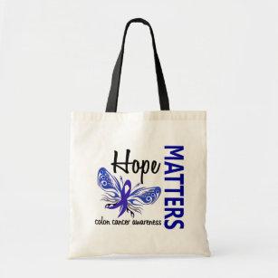 Hopp betyder fjärilskoloncancer tygkasse