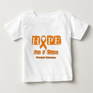 Hopp för en bot - Leukemia Tee Shirt