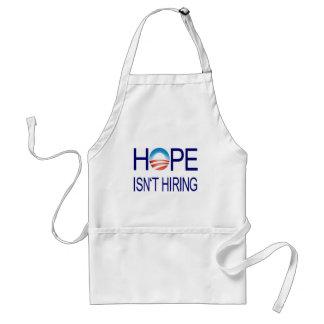 Hopp hyr inte förkläde