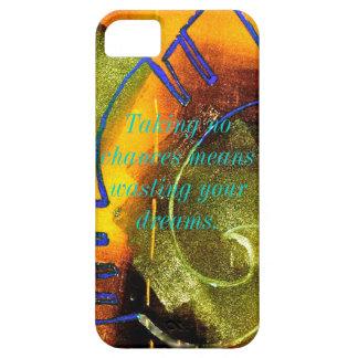 Hopp och drömmar iPhone 5 hud