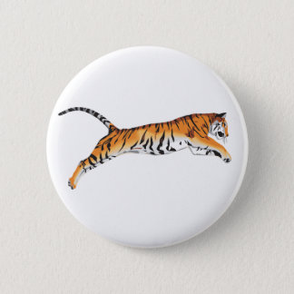 Hoppa tigern standard knapp rund 5.7 cm