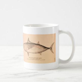 Hoppbaggetonfisk Kaffemugg