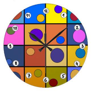 Horloge murale ronde Fantaisie Stor Klocka