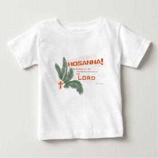 Hosanna! Kristen bebist-skjorta T-shirt