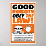 """Höst affisch för LAG för sjö""""ROBOT"""""""