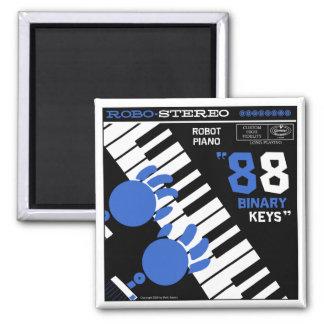 """Höst magnet för PIANO för sjö""""ROBOT"""""""