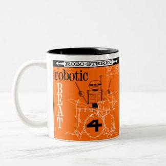 """Höst mugg """"för ROBOTIC LP för TAKT"""" för sjö"""