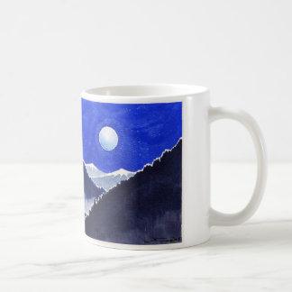"""Höst mugg för sjö""""LUNA"""" kaffe"""