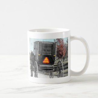 HöstAmish Buggy Kaffemugg