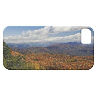 Hösten beskådar av sydliga Appalachian berg iPhone 5 Skydd