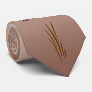 Höstskördfar av brudtien slips