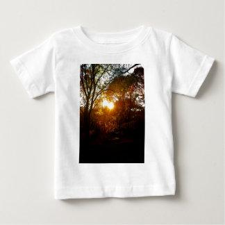 Höstsolnedgång T-shirt