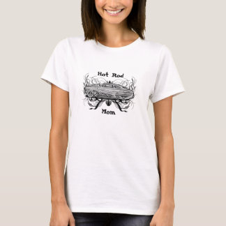 Hot rodmamma tee shirt