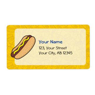Hotdog Fraktsedel