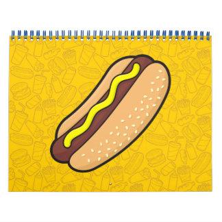 Hotdog Kalender