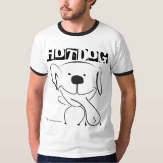 HotDog - Slank-Hund-c T-shirts