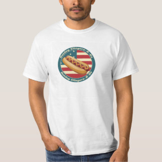 Hotdog Slingers-R-oss T-shirt