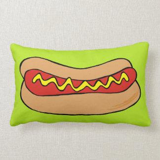 hotdogs kudder lumbarkudde