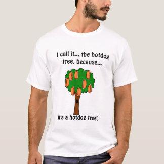 HotdogträdT-tröja Tee