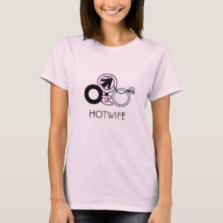 HOTWIFE-hanrejkvinna t-skjorta Tröjor