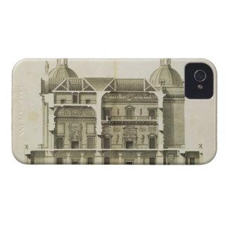Houghton Hall: tvärsnitt av Hallen och salongen Case-Mate iPhone 4 Fodraler