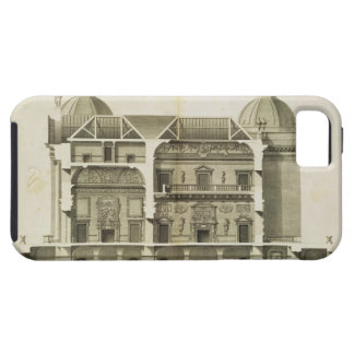 Houghton Hall: tvärsnitt av Hallen och salongen Tough iPhone 5 Fodral