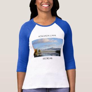 Houghton kanal Michigan T Shirt