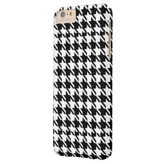 Houndstooth Barely There iPhone 6 Plus Skal