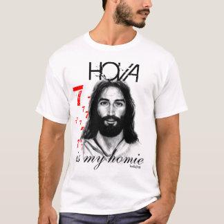 Hova är min homieutslagsplats tee shirt