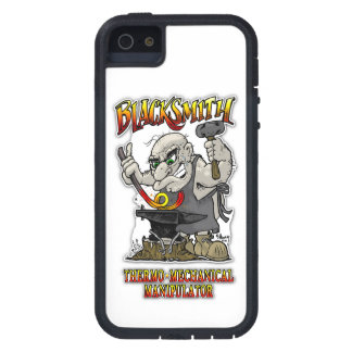 Hovslagare - Thermo-Mekanisk Manipulator iPhone 5 Case-Mate Fodral