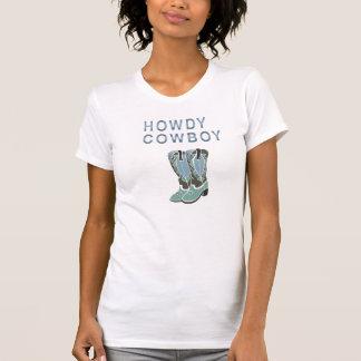 Howdy CowboyT-tröja Tee Shirts