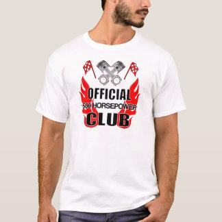 HP för officiell 500 klubbar Tshirts