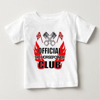 HP för officiell 600 klubbar Tee Shirt