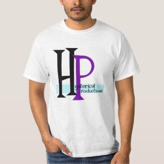 HP värderar T-tröja Tröja