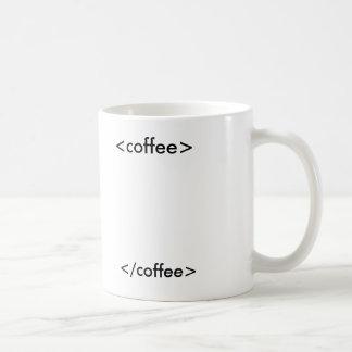 html-kaffe kaffemugg