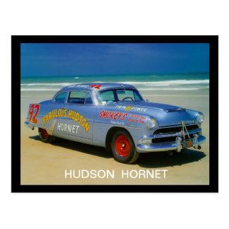Hudson bålgeting vykort