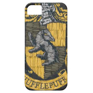 Hufflepuff förstörde vapenskölden iPhone 5 Case-Mate fodraler