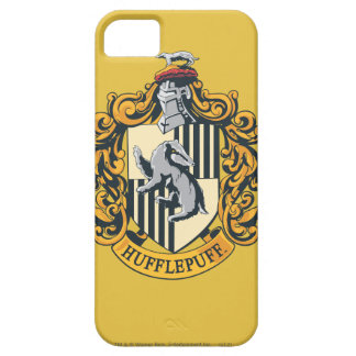 Hufflepuff husvapensköld iPhone 5 Case-Mate fodral