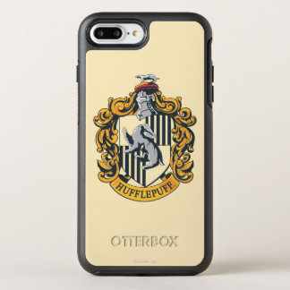 Hufflepuff vapensköld OtterBox symmetry iPhone 7 plus skal